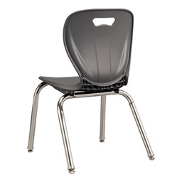Shape Series School Chair - Smooth back shown