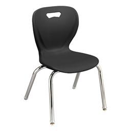 Shape Series School Chair - Black