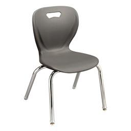 Shape Series School Chair - Graphite