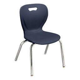 Shape Series School Chair - Navy