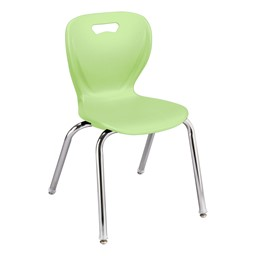 Learniture Shapes Series School Chair 18 H At School Outfitters