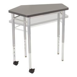 CommunEDI Collaborative Desk - Adjustability