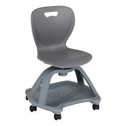 Shape Series Mobile Chair - Gray