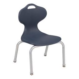 "Profile Series School Chair (12"" H) - Navy"