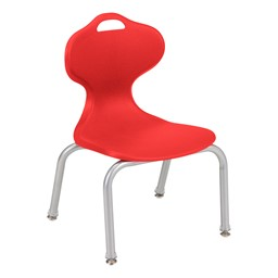 """Profile Series School Chair (12"""" H) - Red"""