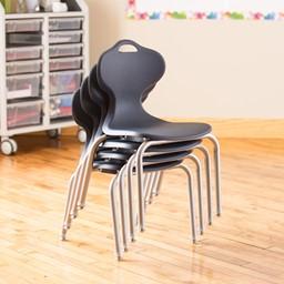 Profile Series School Chair-Shown es Stack
