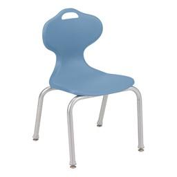 Profile Series School Chair-Shown es Skyblue