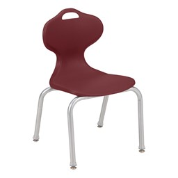 Profile Series School Chair-Shown es Wine