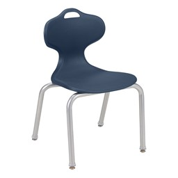 Profile Series School Chair-Shown es Navy