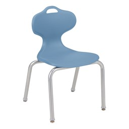 Profile Series School Chair-Shown es Skyblue