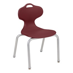 Profile Series School Chair-Shown es Wine