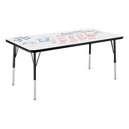 Activity Table w/ Whiteboard Top
