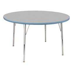 Learniture Round Activity Table 48 Diameter at School Outfitters