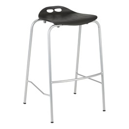 "Profile Series Stool (30"" H) - Black"