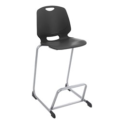 Academic Media Chair - Black