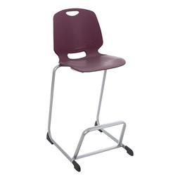 Academic Media Chair - Eggplant