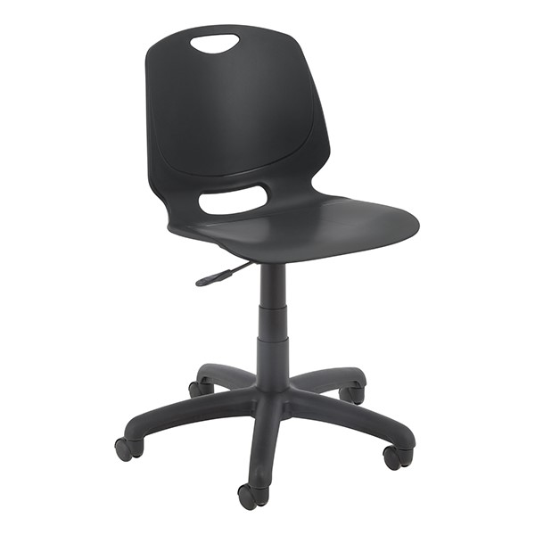 Academic Teacher Chair - Black
