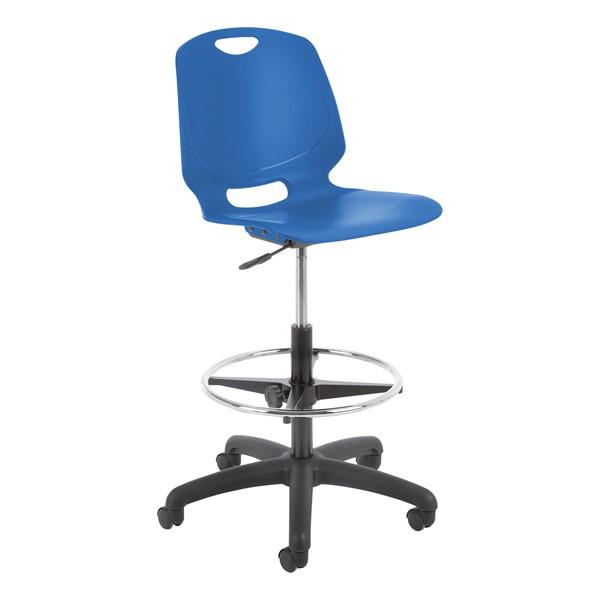 Academic Lab Chair  - Brilliant Blue