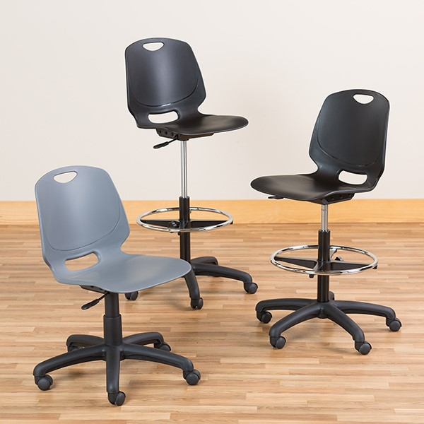 Academic Teacher Chair - Shown w/ Academic Lab Chair