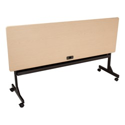 Merit Series III Flip Top Training Table - Rectangle - Flipped
