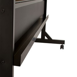 Merit Series III Flip Top Training Table - Rectangle - Cord management