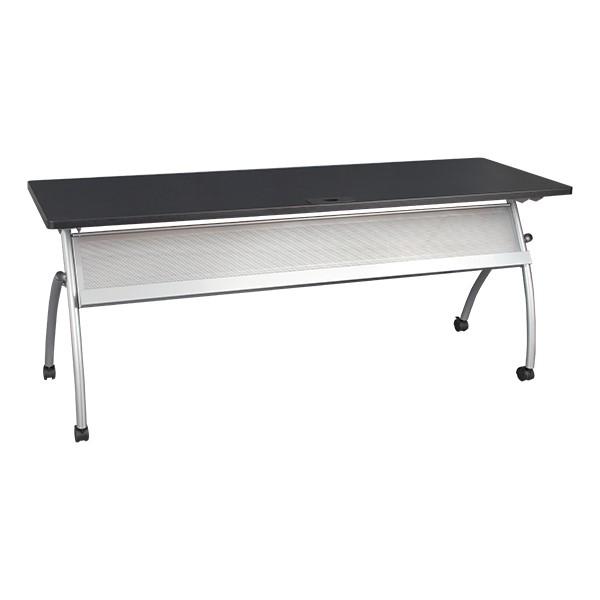 """Wishbone Leg Flipper Table (24"""" W x 72"""" L)"""