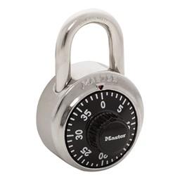 1525 Series Combination Padlock and Control Key
