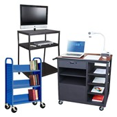 Library & Media Center Carts