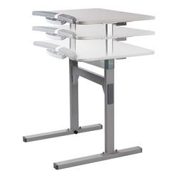 Walk and Work Standing Desk Treadmill - Electric Adjusting - Adjustable