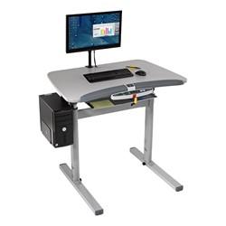 Walk and Work Standing Desk Treadmill - Electric Adjusting - Desk