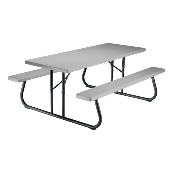 Rectangle Folding Picnic Table