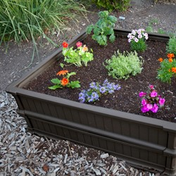 Raised Garden Bed (One Bed w/o Frost Cover)