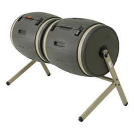 Dual Composter - Barrel Style