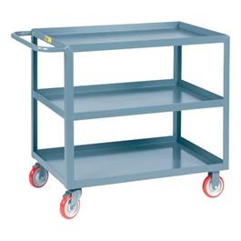 Welded Shelf Cart w/ Three Shelves