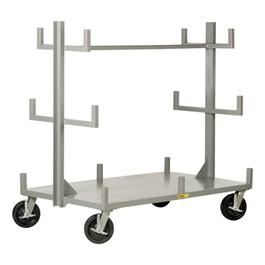 Portable Bar & Pipe Cart