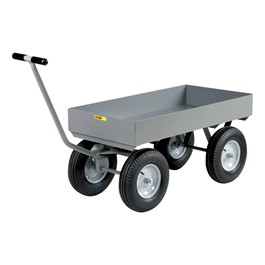 Deep-Lip Utility Wagon