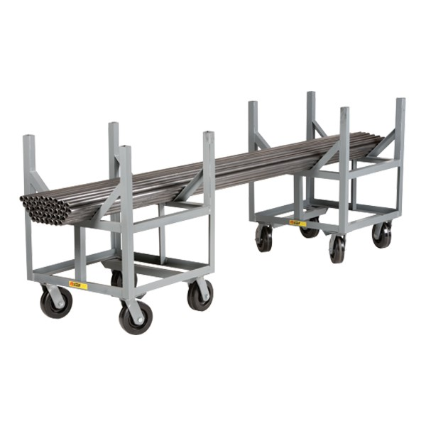 Bar Cradle Cart (two shown)
