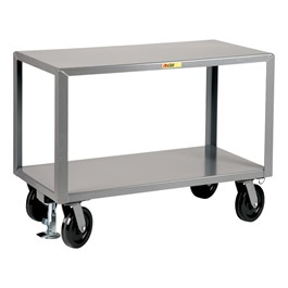 Heavy-Duty Mobile Table