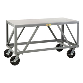 Extra-Heavy-Duty Seven Gauge Mobile Table