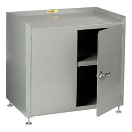 Heavy-Duty Secure Shop Cabinet