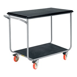 """Instrument Cart - 5\"""" Total Lock Casters"""