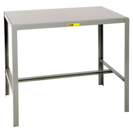 Steel-Top Machine Table