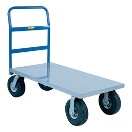 Cushion-Load Platform Truck