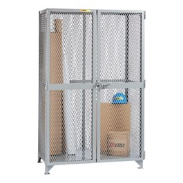 All-Welded Storage Locker