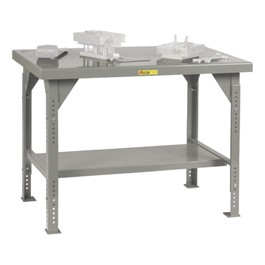 Extra Heavy-Duty Workbench - Adjustable Height