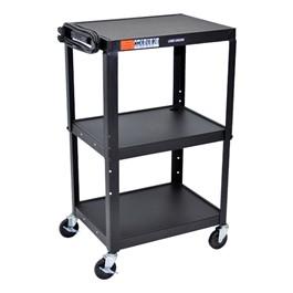 Duraweld Adjustable-Height Cart