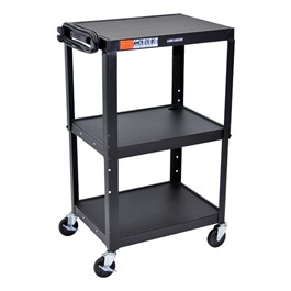 Duraweld Adjustable-Height Cart
