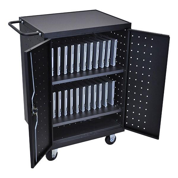 24-Chromebook & Tablet Charging Station