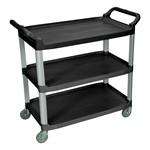 Three-Shelf Serving Cart