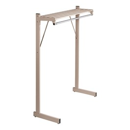 Hanger-Style Single-Sided Floor Rack (3\' W)